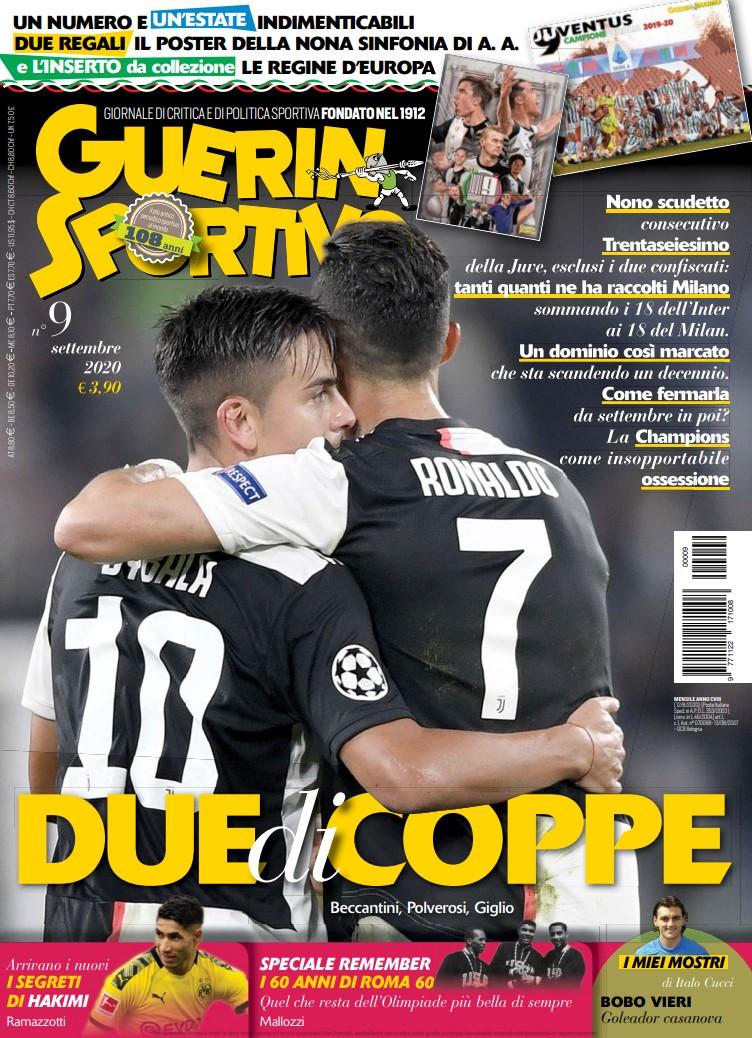 Guerin Sportivo – Settembre 2020