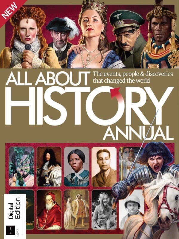 All About History Annual – Volume7, 2020