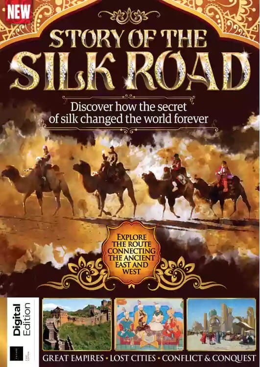 All About History: Story Of Silk Road – First Edition, 2020