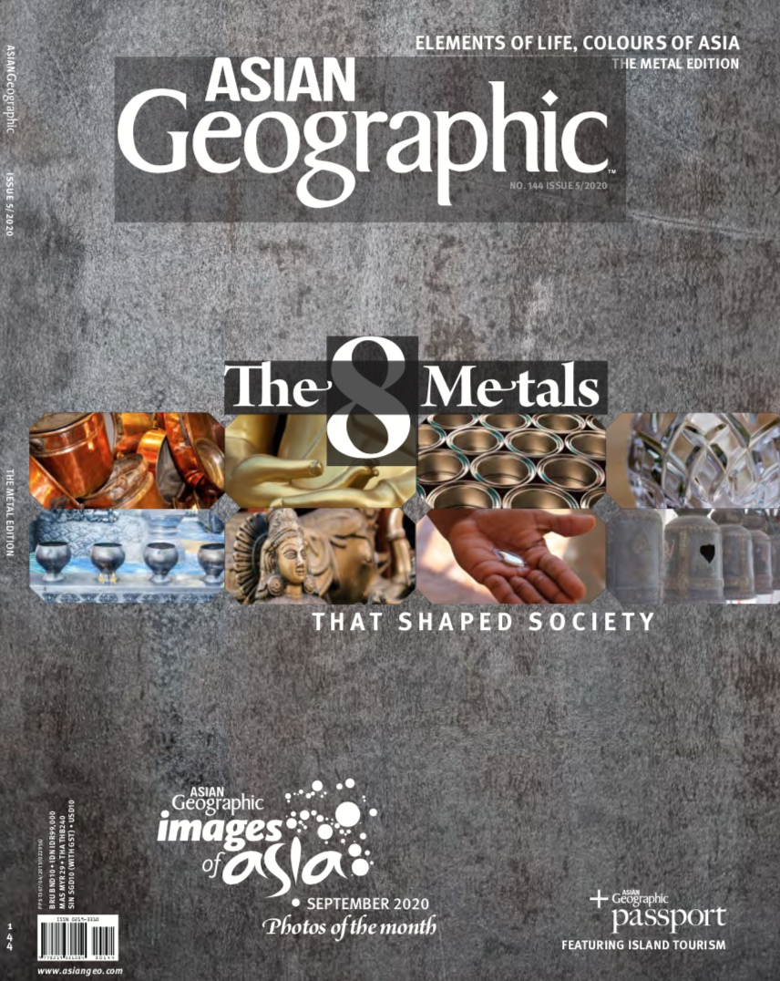Asian Geographic – No. 144 Issue 5, 2020