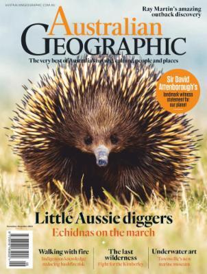 Australian Geographic – November/December 2020