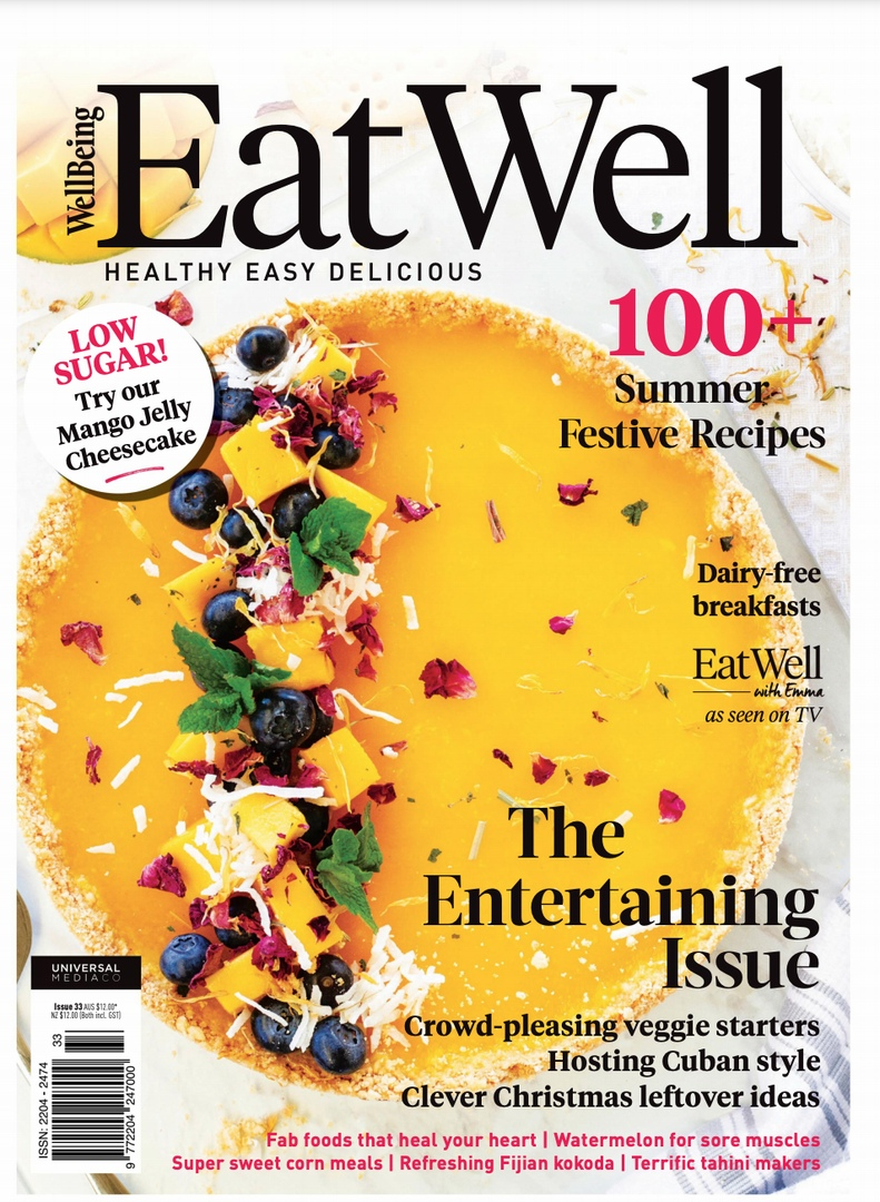 Eat Well – Issue 33, 2020