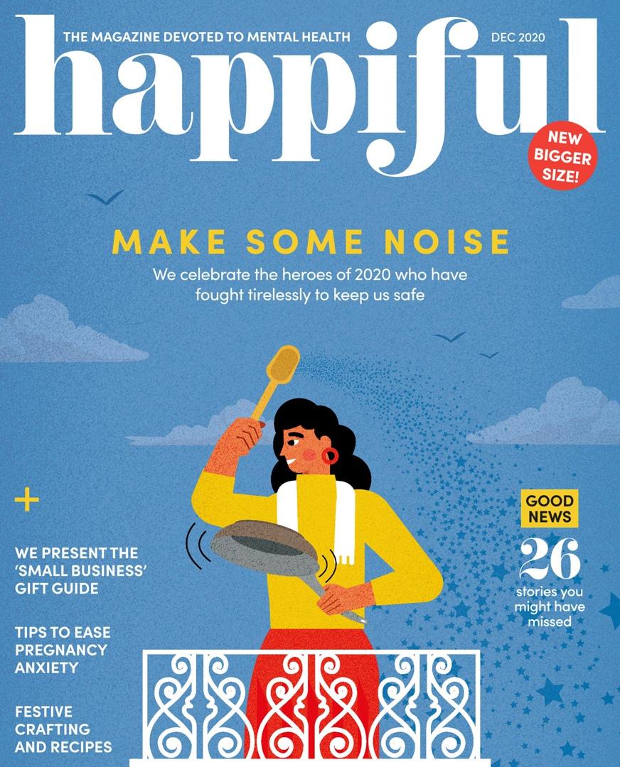 Happiful Magazine – December 2020
