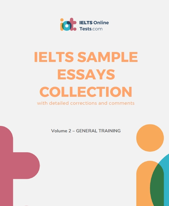IELTS Sample Essays Collection – Volume 2 – General Training