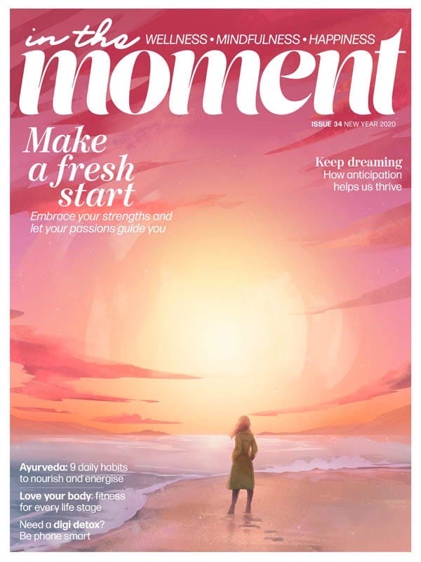 In The Moment – New Year 2020