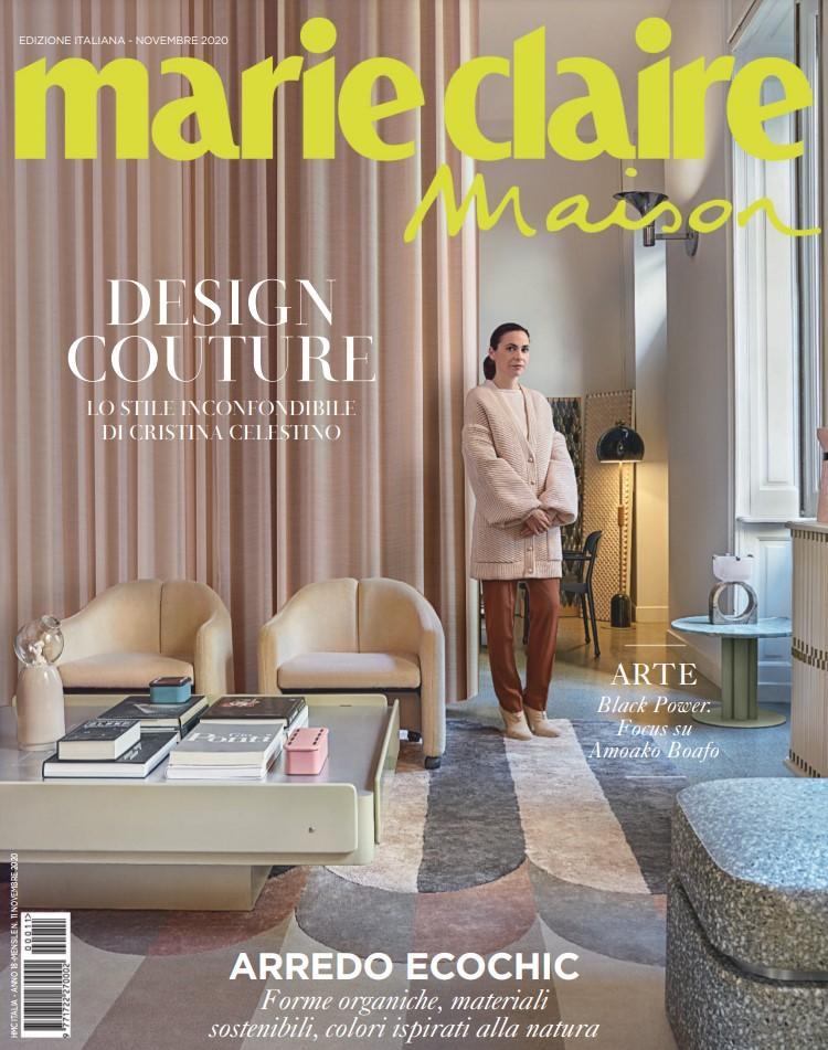 Marie Claire Maison Italia – Novembre 2020