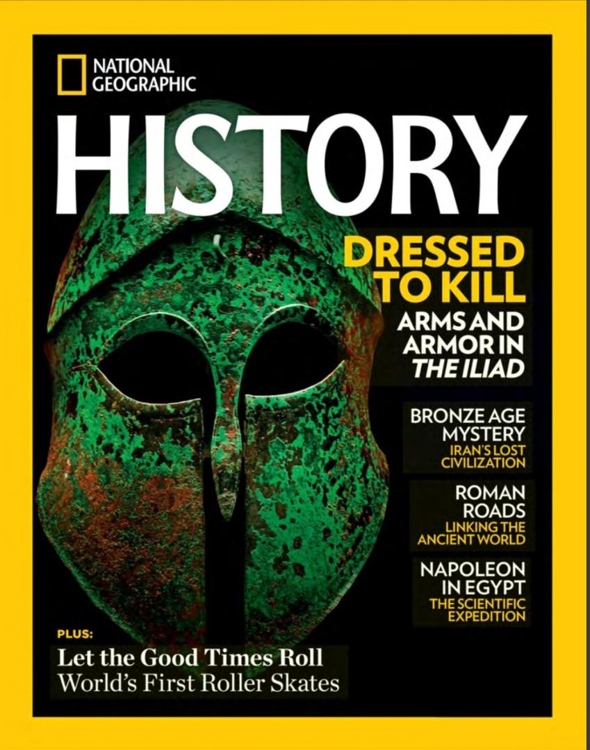 National Geographic History – January/February 2021