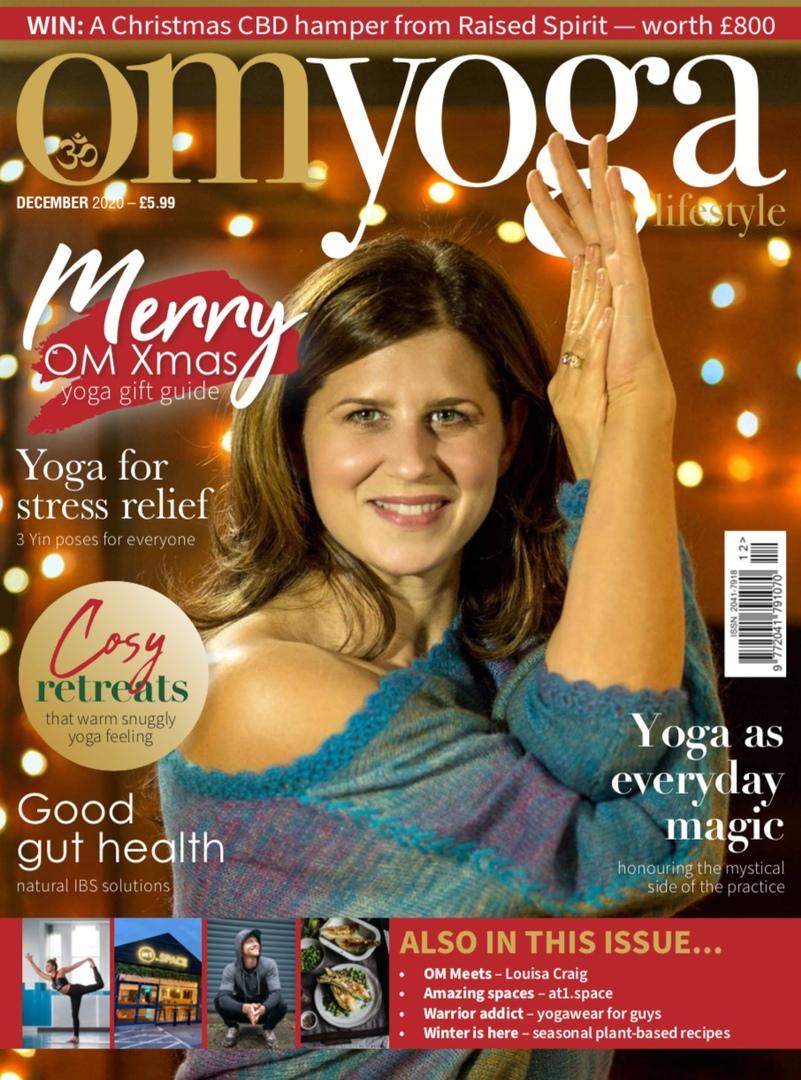 OM Yoga UK – December 2020