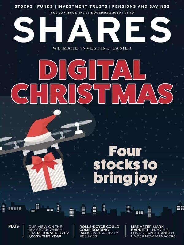 Shares – November 26, 2020