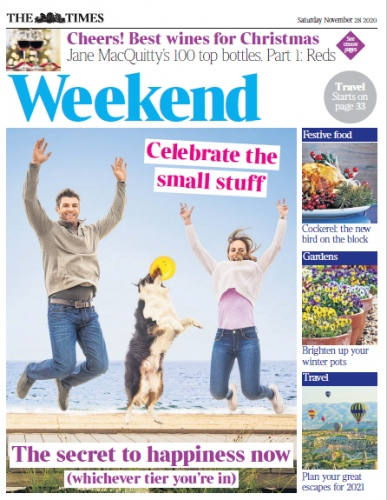 The Times Weekend – November 28, 2020