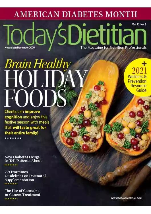 Today's Dietitian – November/December 2020