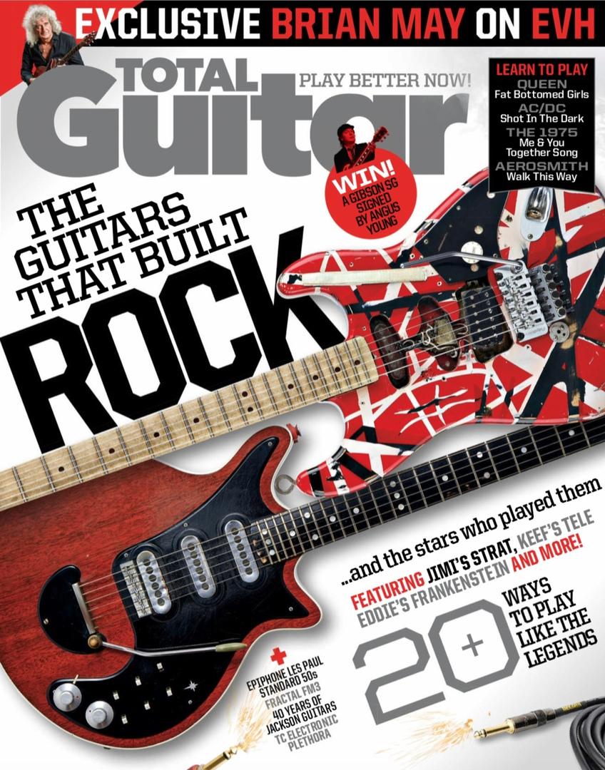 Total Guitar – December 2020