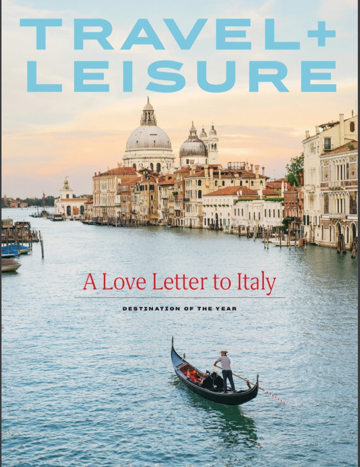 Travel+Leisure USA – December 2020