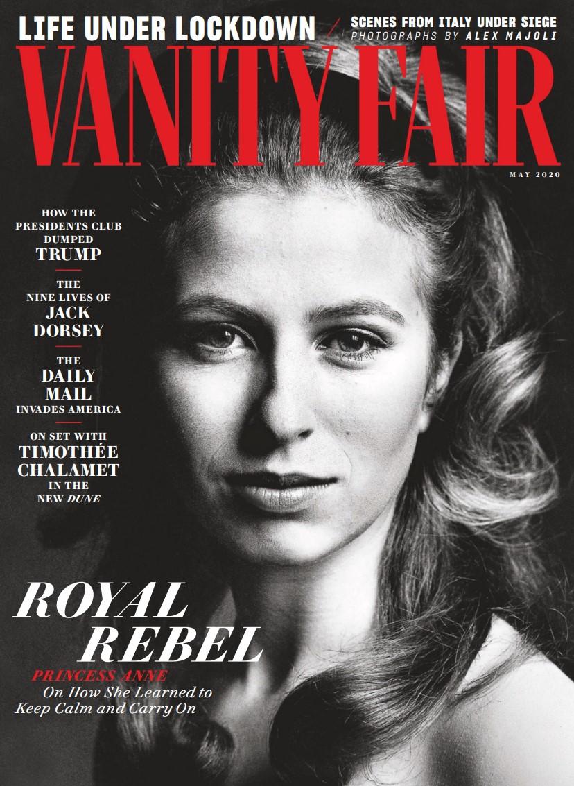 Vanity Fair UK – May 2020