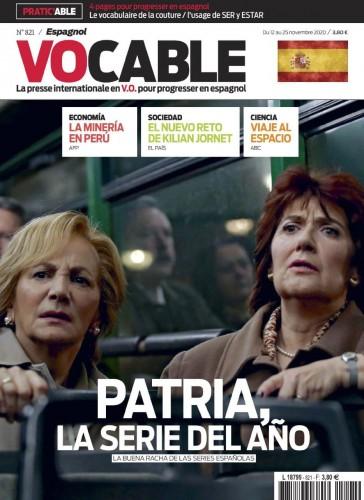 Vocable Espagnol – November 12, 2020