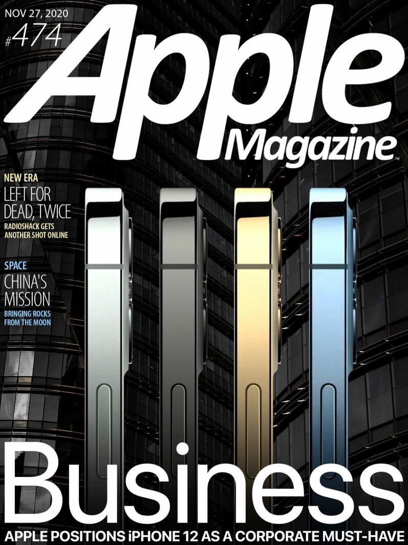Apple Magazine USA – November 27, 2020