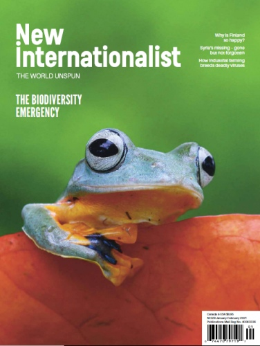 New Internationalist – January/February 2021