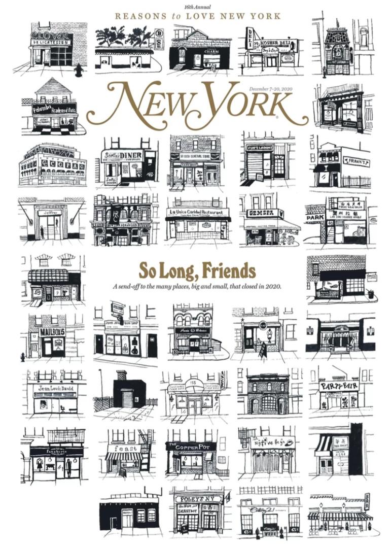 New York Magazine – December 07, 2020