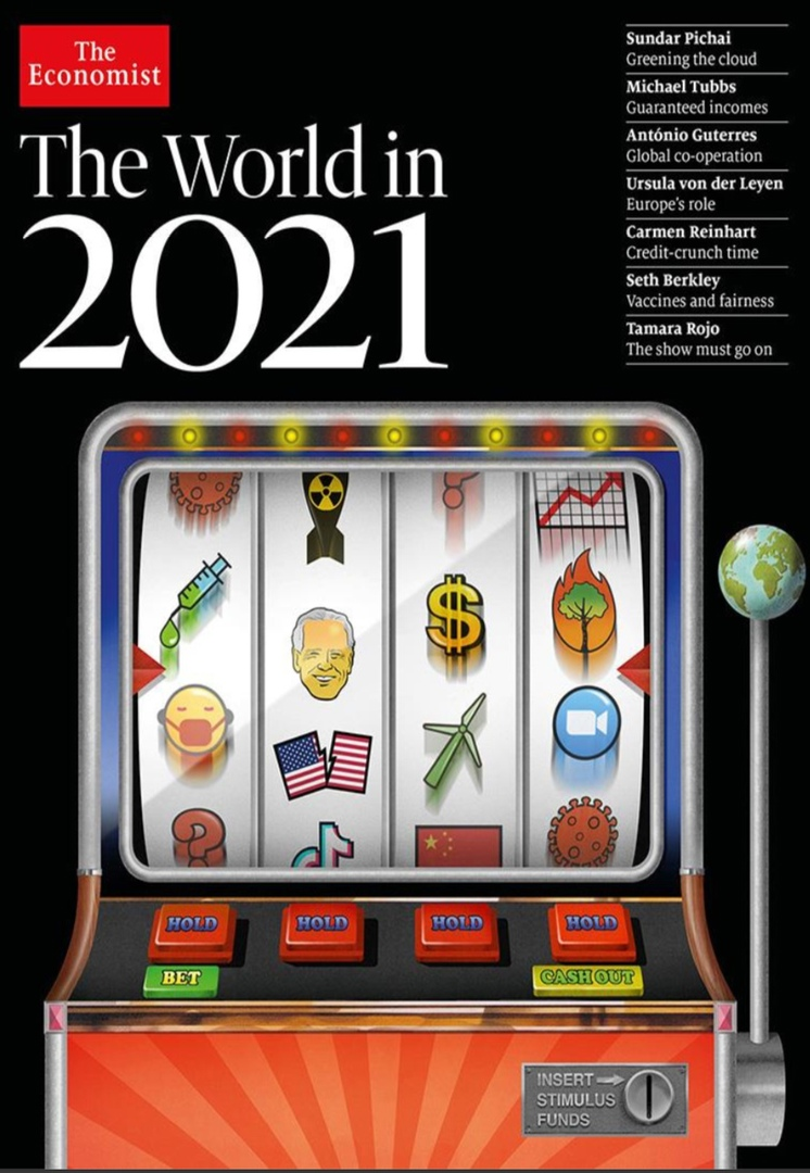 The Economist – The World in 2021 – December 2020
