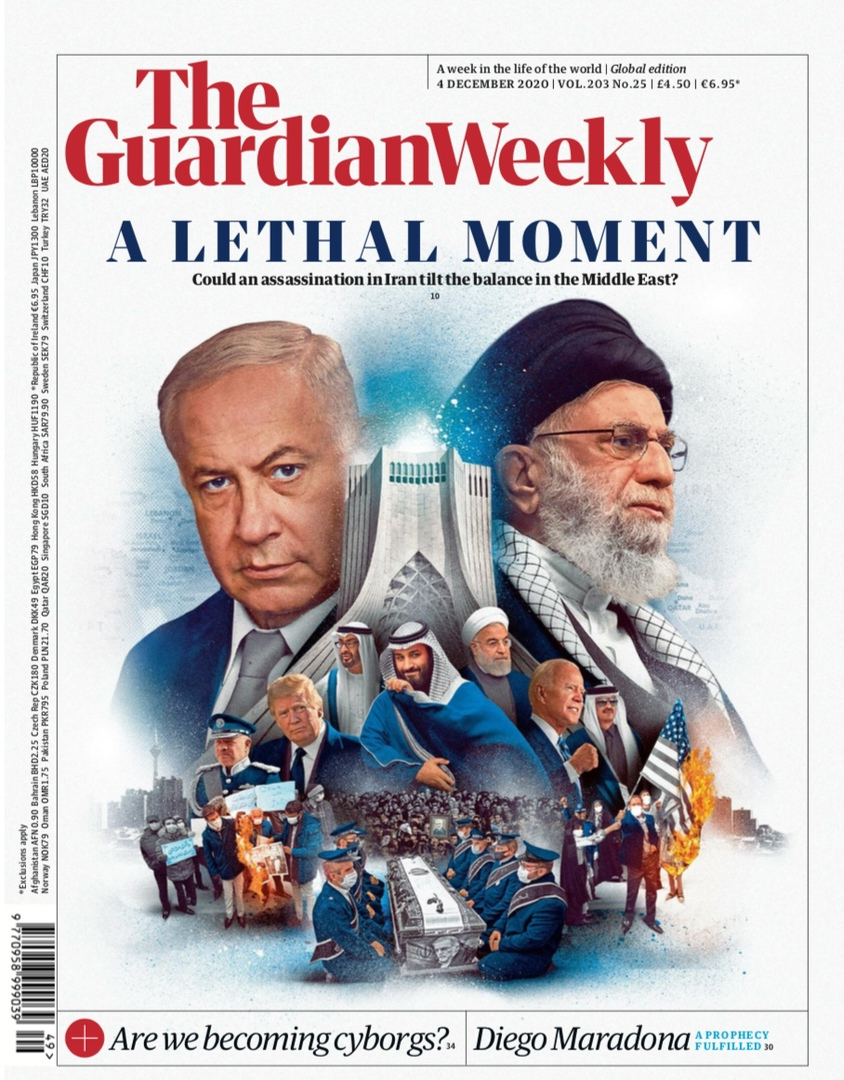 The Guardian Weekly – 04 December 2020