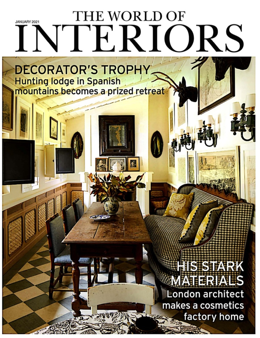 The World of Interiors – January 2021
