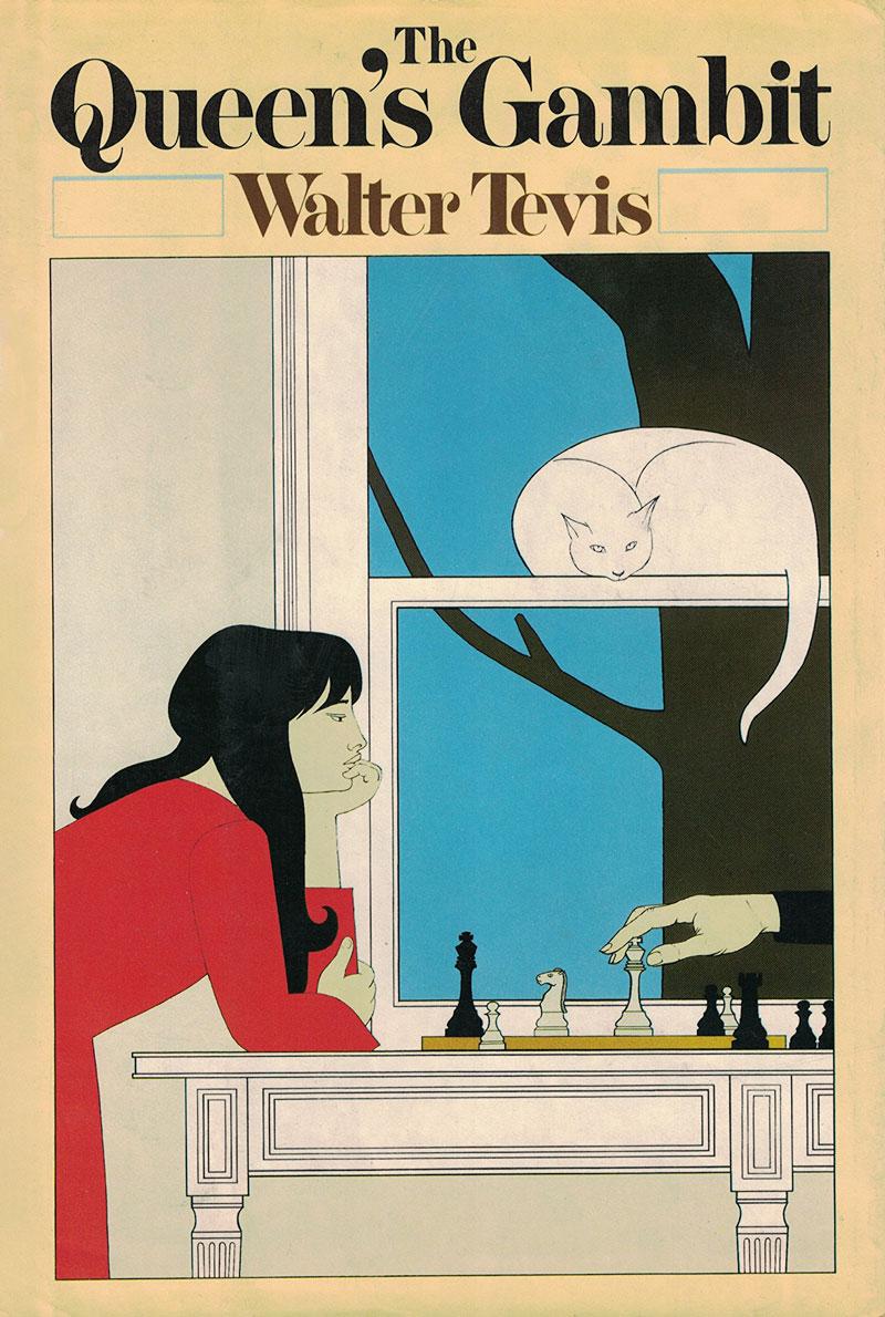 The Queen's Gambit – byWalter Tevis
