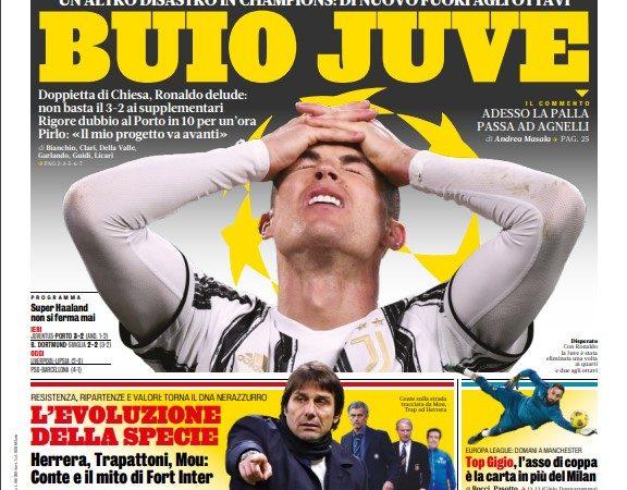 La Gazzetta dello Sport – 10 Marzo 2021